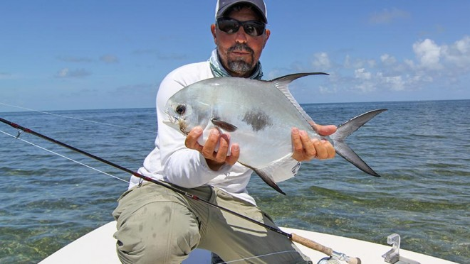 Permit strip strike fly fishing blog for Permit fly fishing