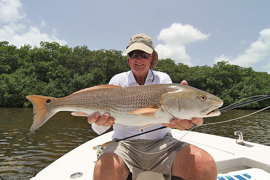 Backcountry fly fishing and flats fishing with capt paul for Backcountry fly fishing